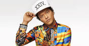 Bruno Mars Profile